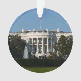 La Maison Blanche de Noël pour le Washington DC de