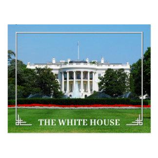 La Maison Blanche, Washington, C.C Carte Postale