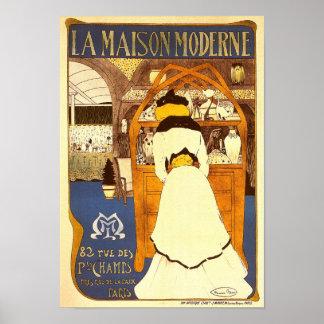La Maison Moderne, Maurice Biais Affiches