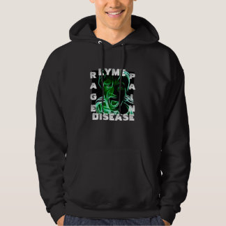 La maladie de Lyme, chemise de conscience de Veste À Capuche
