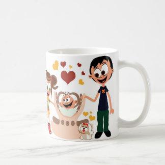 La maman aime la tasse 02 de bébé (maman Voli