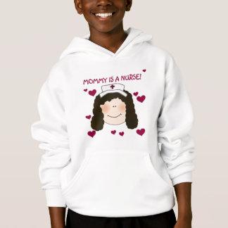 La maman de brune est T-shirts et cadeaux d'une
