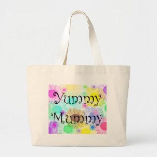 la maman délicieuse fleurit le sac