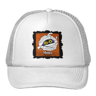 La maman est le mot casquettes de camionneur