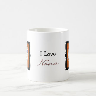 La maman est le mot tasse à café