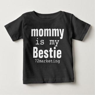 la maman est mon BLOC de garçons de chemise T-shirt Pour Bébé