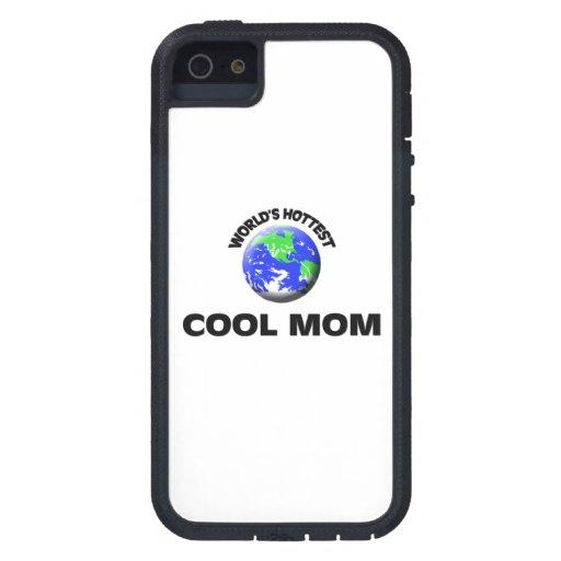 La maman fraîche la plus chaude du monde étuis iPhone 5