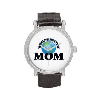 La maman la plus chaude du monde montres cadran
