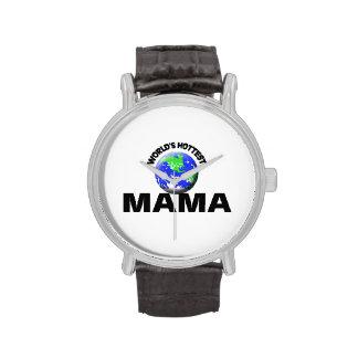 La maman la plus chaude du monde montres