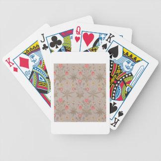 """La """"marguerite"""", le premier papier peint a conçu p jeu de cartes"""