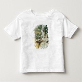 La Marquise de Montesson T-shirt Pour Les Tous Petits