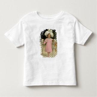 La mars d'Alice Antoinette De, âgé cinq T-shirt Pour Les Tous Petits