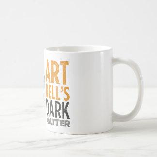 La matière foncée de Bell d'art (tête étrangère) Mug