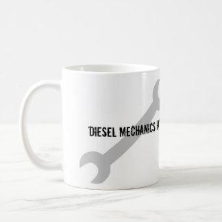 La mécanique diesel a de plus grands outils ! mug