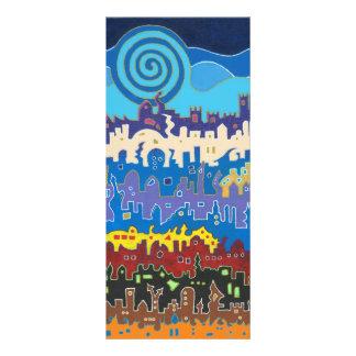 La Médina de Fez - longue carte