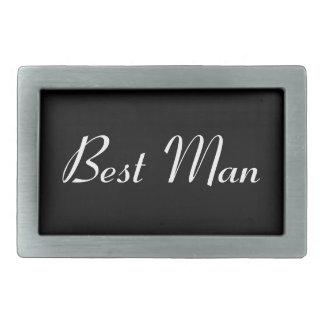 La meilleure boucle de ceinture d'homme