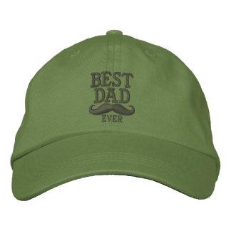 La meilleure broderie toujours superbe de casquette brodée