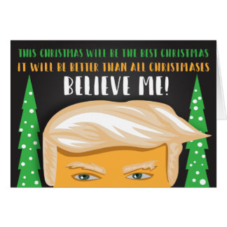 La meilleure carte de voeux de Noël de Donald