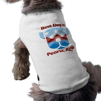 La meilleure chemise de chien t-shirt