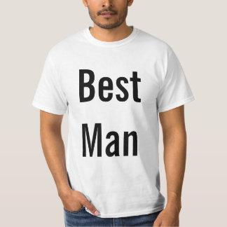 La meilleure chemise d'homme t-shirt