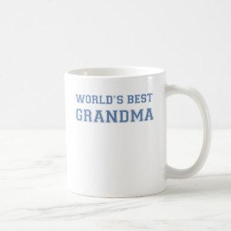 La meilleure grand-maman des mondes mug