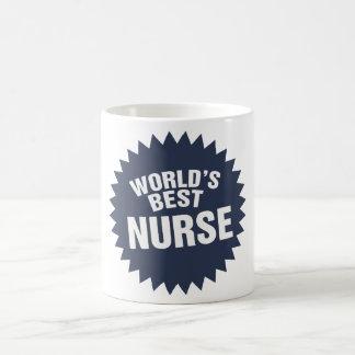 La meilleure infirmière du monde mug