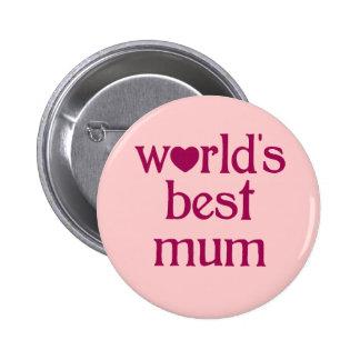 La meilleure maman pin's