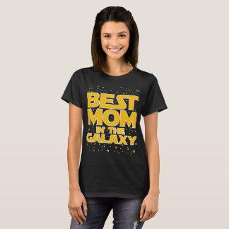 La meilleure maman dans le T-shirt de chemise de