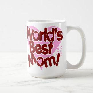 La MEILLEURE maman du monde ! Mug