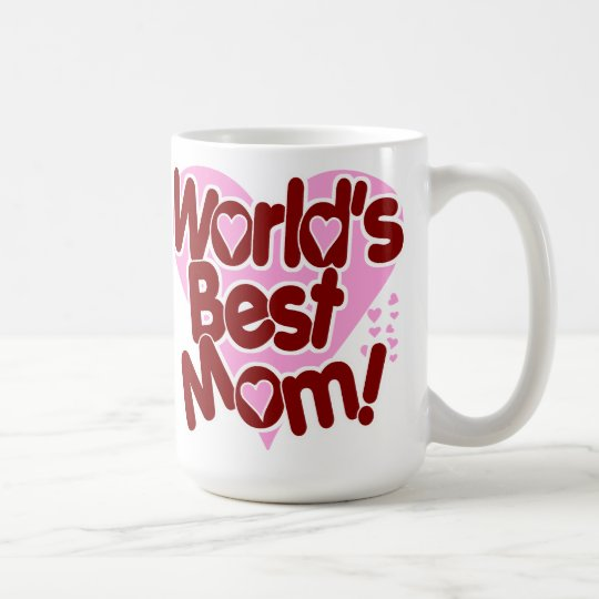 la meilleure maman du monde mug zazzle. Black Bedroom Furniture Sets. Home Design Ideas