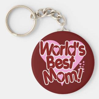 La MEILLEURE maman du monde Porte-clés