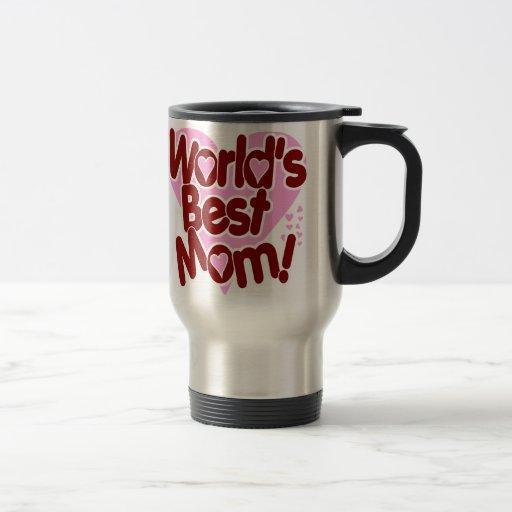La MEILLEURE maman du monde ! Mugs À Café