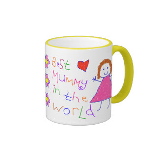 La meilleure maman en monde tasse