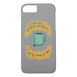 La meilleure partie de réveiller le cas de coque iPhone 7