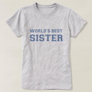 La meilleure soeur du monde t-shirt