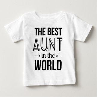 La meilleure tante dans le T-shirt du monde