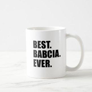 La meilleure tasse de Bacia jamais