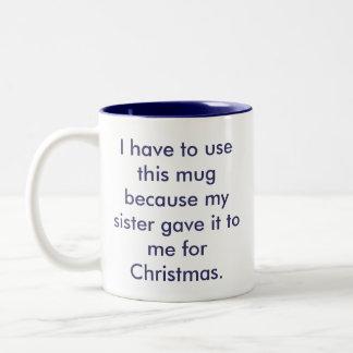La meilleure tasse de soeur