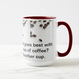la meilleure tasse est une avec des énonciations