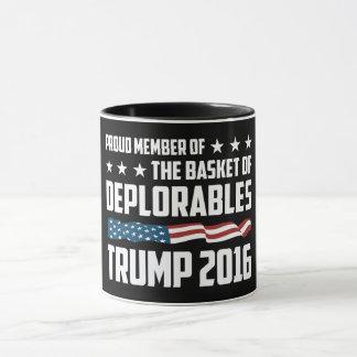 La meilleure tasse pour déplorable fier ! Pour