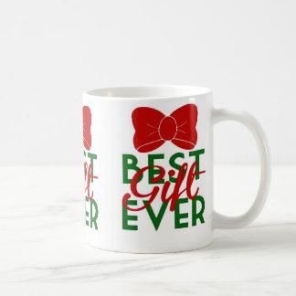 La meilleure tasse toujours secrète de Père Noël