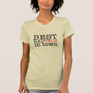 La meilleure technologie de rad en ville t-shirt