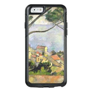 La mer au l'Estaque, 1878 Coque OtterBox iPhone 6/6s