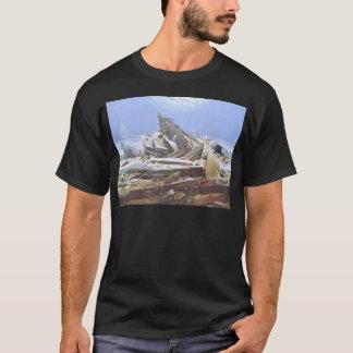 La mer de la glace t-shirt