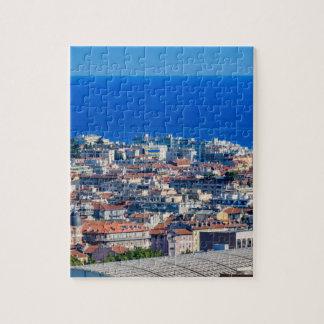 La mer Méditerranée Puzzle