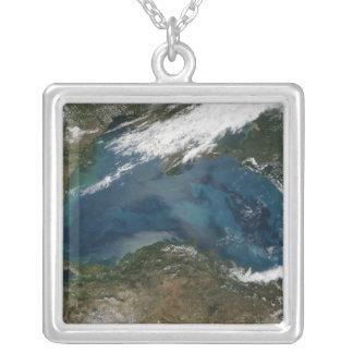 La Mer Noire en Russie orientale Pendentif Carré