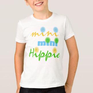 La mini mini hippie hippie badine le T-shirt