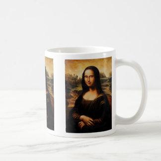 La Mona Lisa par Leonardo da Vinci Mug