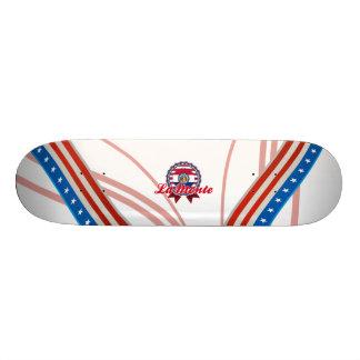 La Monte, MOIS Plateaux De Skateboards Customisés