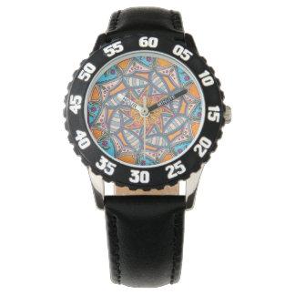 La montre-bracelet de l'enfant fait sur commande montres bracelet